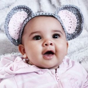 Baby/Toddler Mouse Headband